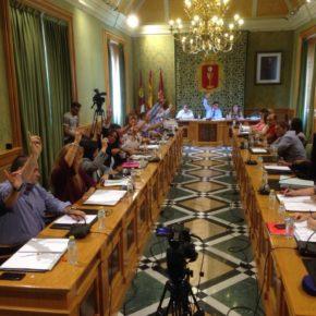 """El Pleno de Cuenca aprueba los presupuestos de 2018 gracias a los votos de Cs, """"que antepone el interés general de los conquenses a orgullos políticos o intereses partidistas"""""""