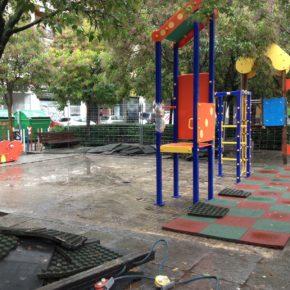 Ciudadanos Cuenca consigue, gracias a sus acuerdos presupuestarios, que se arreglen los parques infantiles y gerontológicos de la capital