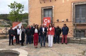 """Alejandro Ruiz: """"En Cuenca tenemos un equipo preparado y muy fuerte para afrontar esta cita electoral"""""""