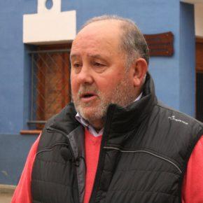 El Alcalde de Albendea, Luis Pérez, celebra que el próximo curso de abran las puertas del colegio