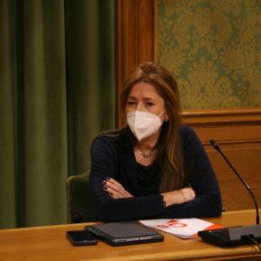 Ciudadanos pedirá al pleno la restauración del servicio de AVE íntegro